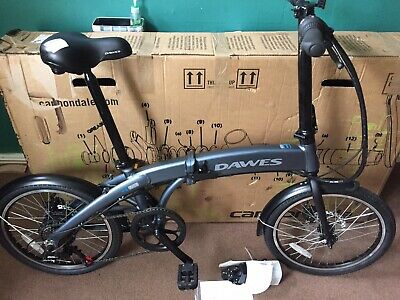 New Dawes Arc 11  Electric Folding Bike 36v  3/7 Factory Second • 649.99£