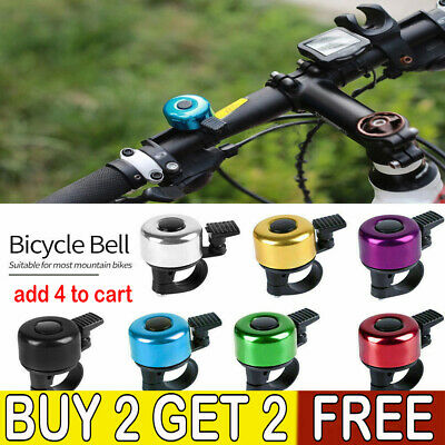 Bike Bell Bicycle Bell Horn Crisp Clear Sound Bike Accessories Bike Ring Bell LE • 2.89£