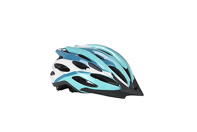 Blue Bike Road Helmet Adjustable Cycling Bicycle Sport Protect Unisex- Medium • 14.99£