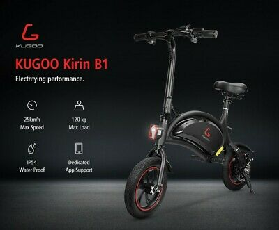 Kugoo B1 Folding Electric Scooter/ EBike 250w 36v- UK STOCK- 24 Hour Delivery  • 394.99£