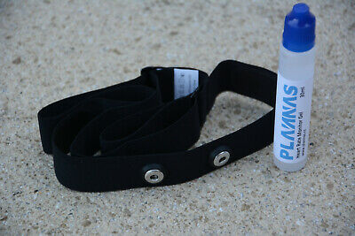 Heart Rate Monitor Chest Strap And Gel • 10.99£