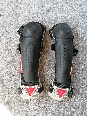 Dainese Knee And Shin Guard Mountain Bike/ Downhill Protection • 15£