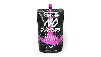Muc-Off No Puncture Hassle Tubeless Sealant 140ml • 7.59£