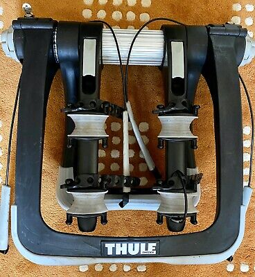 Thule Raceway 991 Rear Cycle Carrier For 2 Bikes. With Locks • 195£