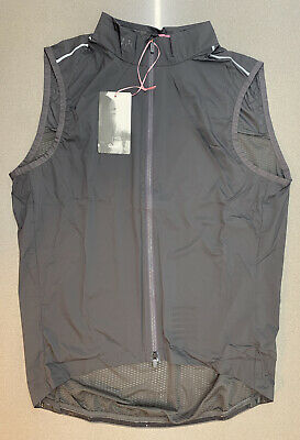 Rapha Men's Pro Team Lightweight Gilet Carbon Grey Large Brand New With Tag • 95£