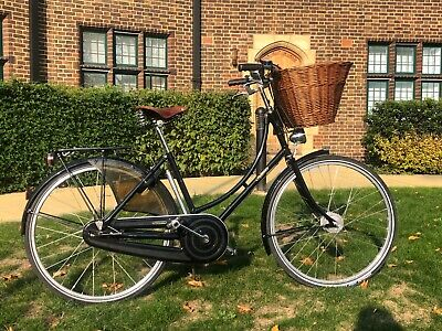 Pashley Princess Sovereign Ladies Bicycle, Black (17.5inch Frame).RRP £775 • 175£