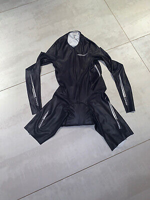 Skin Suit - Smart Aero Technology With Nopinz Pocket Size L • 65£