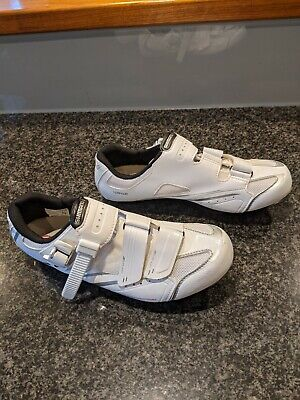 Shimano WR42W Womens Road Cycling Shoes - SIZE 41 - With Cleats • 10.50£