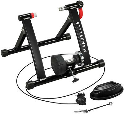 Manovella Bike Turbo Trainer Indoor Exercise Bike Trainer Magnetic 6 Speed  • 84.99£