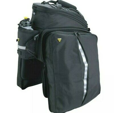 TOPEAK Trunkbag MTX DXP With Velccro Strap Fitting 22.6L Cycling Bag Storage  • 48.99£