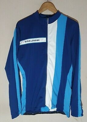 Men's Ride London Cycling Top (Size Large) • 9.99£