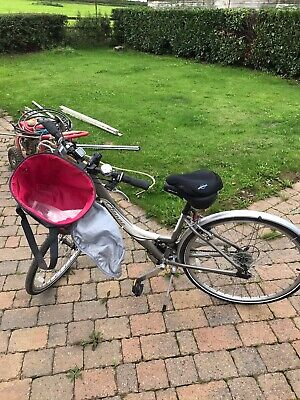 Etienne Bicycle With Basket • 115£