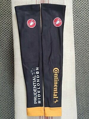 Castelli Arm Warmers, Size S, Continental Prudential RideLondon • 6.60£