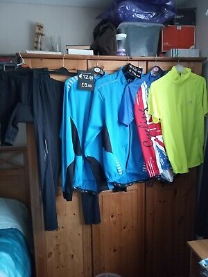 Gents Cycling Wear Bundle • 30£