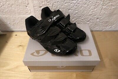 GIRO SANTE II Womens Cycling Shoes - Sizes 37 38 41 Black • 50£