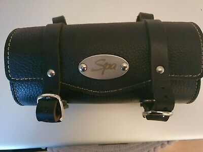 Spa Cycles 'Derwent' Leather Saddlebag • 25£