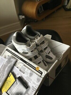 Womens Road Cycling Shoes Size 5 • 21£