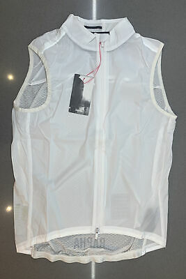 Rapha Men's Pro Team Lightweight Gilet White Size Large Brand New With Tag • 69.99£