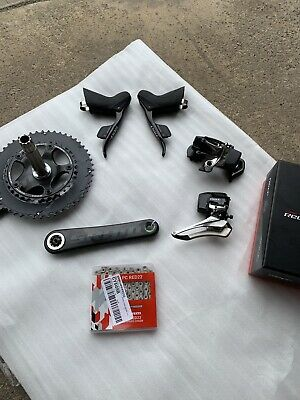 SRAM RED Etap Wifli 11 Speed Groupset, New, Includes Chainset • 1,750£