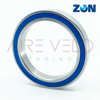 Bicycle Stainless Steel Bearings For Hubs & Bottom Brackets (mtb/road/bmx) Zen • 6£