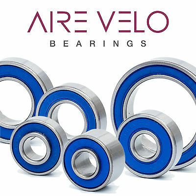 Max Complement, Pivot, Suspension Linkage Bearings For Mtb Bicycle Swing Arms  • 9£