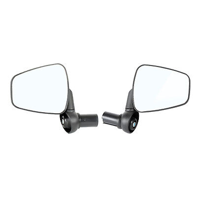 Zefal Dooback Bike Cycle Bicycle Mirror Right / Left And Pair Black MTB Hybrid • 13.99£