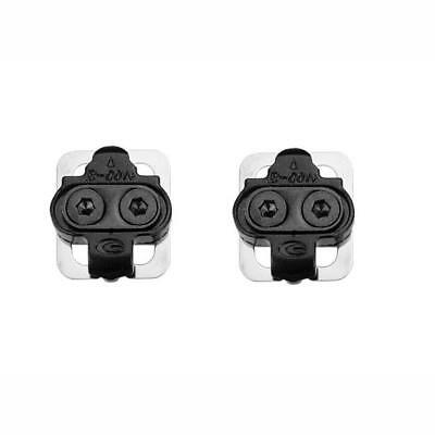 SPD Cleats Shimano Compatible MTB Mountain Bike Pedal Clips  • 8.99£
