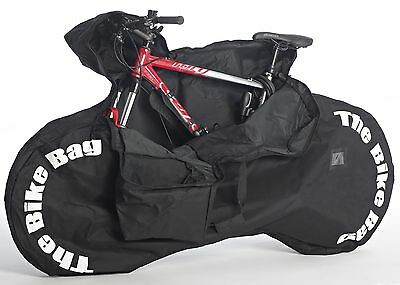Brilliant New Black Non Padded Bike Bag - Requires No Disassembling • 60£