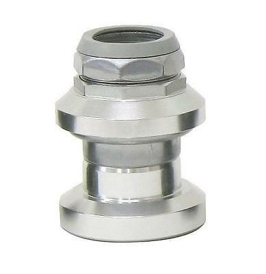 ETC Bicycle Bike 1  Alloy Threaded Headset 22.2 X 30 X 27mm 24TPI Silver EHS011 • 10.99£