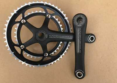 Campagnolo Veloce UT Alloy 10 Speed Chainset 39 / 53 5 Bolt 172.5mm FC9-VL293 • 79.99£
