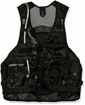 OGIO VEST Ogio Flight Vest Stealth 2019 Model With Hydration Pouch • 139.99£