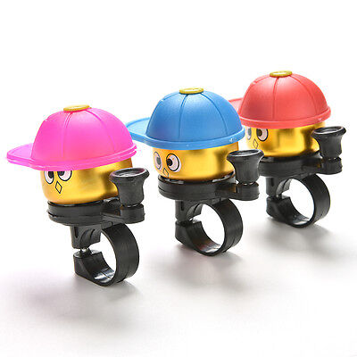 1x Kids Bike Cycling Bell Mini Bell Small Boy Ring Bell Bicycle Cup  H DH Pa • 4.28£