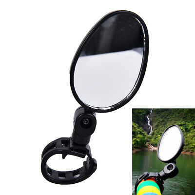1pc Cycling Universal  Handlebar Mirror 360C Rotate Bike Bicycle Rearview P1 Pa • 5.04£