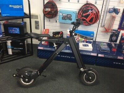 Mini City Comutter Foldable Portable Electric Bike/Scooter Ex-display • 449.95£
