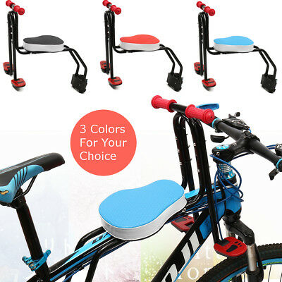 Safety Stable Baby Child Kids Bicycle Bike Front Seat Chair Carrier Sport UK • 27.49£