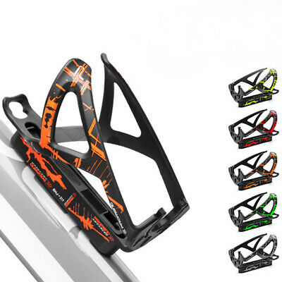 Bicycle Water Bottle Cage Drink Cup Holder Rack Mountain Bike Cycling MTB Parts • 9.59£