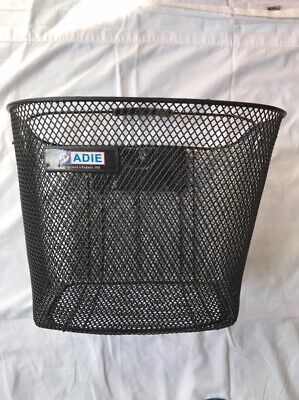 Adie Front Mesh Basket With Metal Handle And Quick Release • 12£