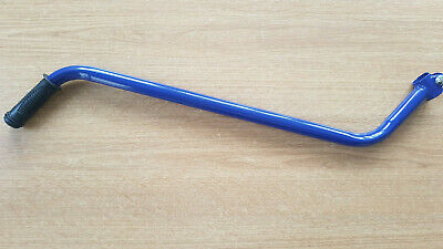 Parent Handle For Child & Kids Bike Cycles  Blue  • 8£