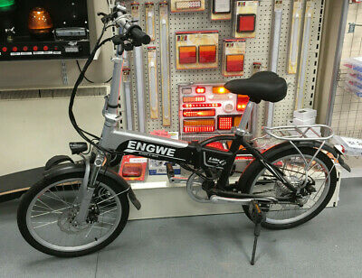 ENGWE Commuter Foldable Portable Electric Bicycle (Boxed) 350w • 699£