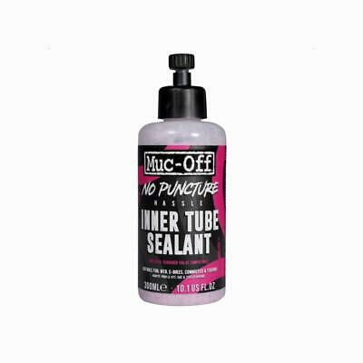 Muc Off No Puncture Hassle Inner Tube Sealant - 300ml • 9.99£