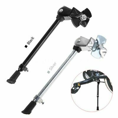 Bicycle Cycle Kick Stand Adjustable Mountain Bike Rubber Foot Heavy Duty Prop • 7.29£