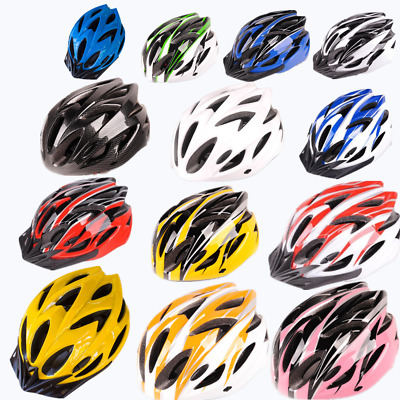 Mens Womens Bicycle Helmet Cycling Adult Unisex Safety Helmet Outdoor Sports UK • 10.99£