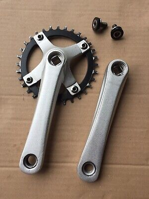 Replacement Islabike 32 Tooth Chainset / Crankset - Great Condition • 0.99£