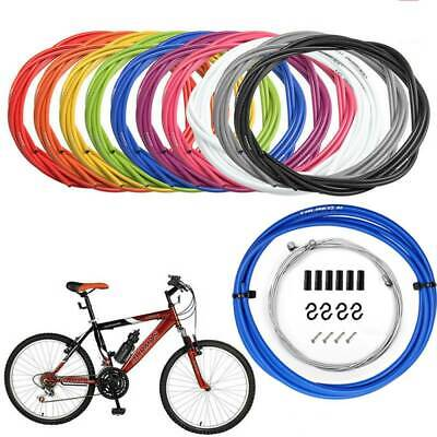 Jagwire Bicycle Brake Cable Housing Inner&Outer Front&Rear Gear Set Bike Kit B0 • 5.79£