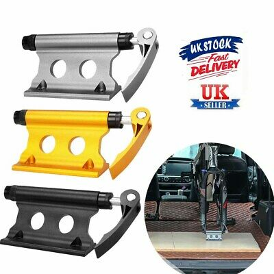UK MTB Road Bike Front Fork Stand Holder Bicycle Quick Release Fixed Clamp • 12.99£
