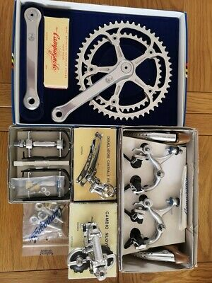 Campagnolo Nuovo Record Groupset NOS  • 1,650£