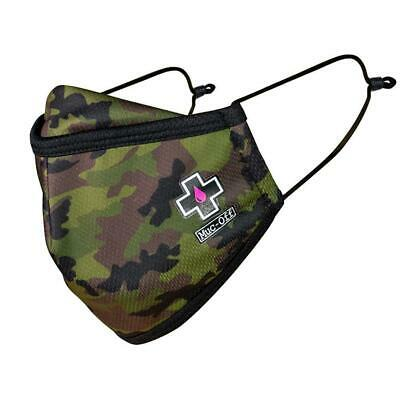 Muc Off Reusable Face Mask Camo Print • 6.50£