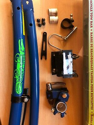 Trail-Gator Bike Tow Bar, Tag Along Inc. All Connection Parts • 24.99£