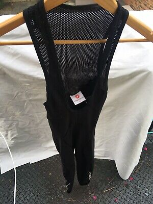 Castelli Winter Thermal Tights - No Pad - Size M - Hardly Used • 26£