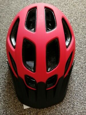 BNIB Ridge Men's Cycling Helmet • 5.60£